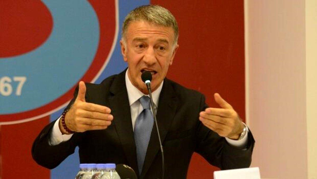 Trabzonspor Başkanı Ağaoğlu: 3 kupayı da alacağız!