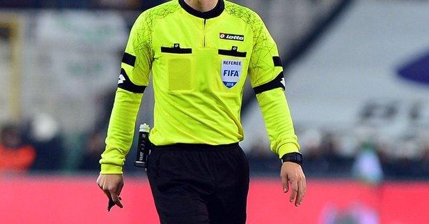 Trabzonspor-Beşiktaş maçının hakemi belli oldu