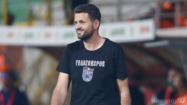 Trabzonspor teknik direktörü Çimşir istifa etti