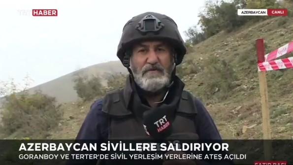 TRT skandalın ardından o personelin işine son verdi