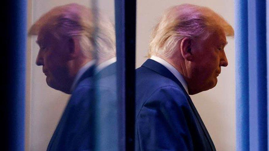 Trump ilk defa Biden'ın kazandığını söyledi