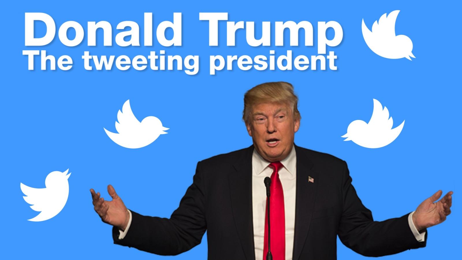 Trump karşıtı cepheye Twitter da katıldı