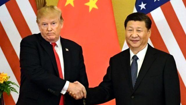 Trump'tan şok iddia: Çin ABD seçimlerinde hile yapabilir