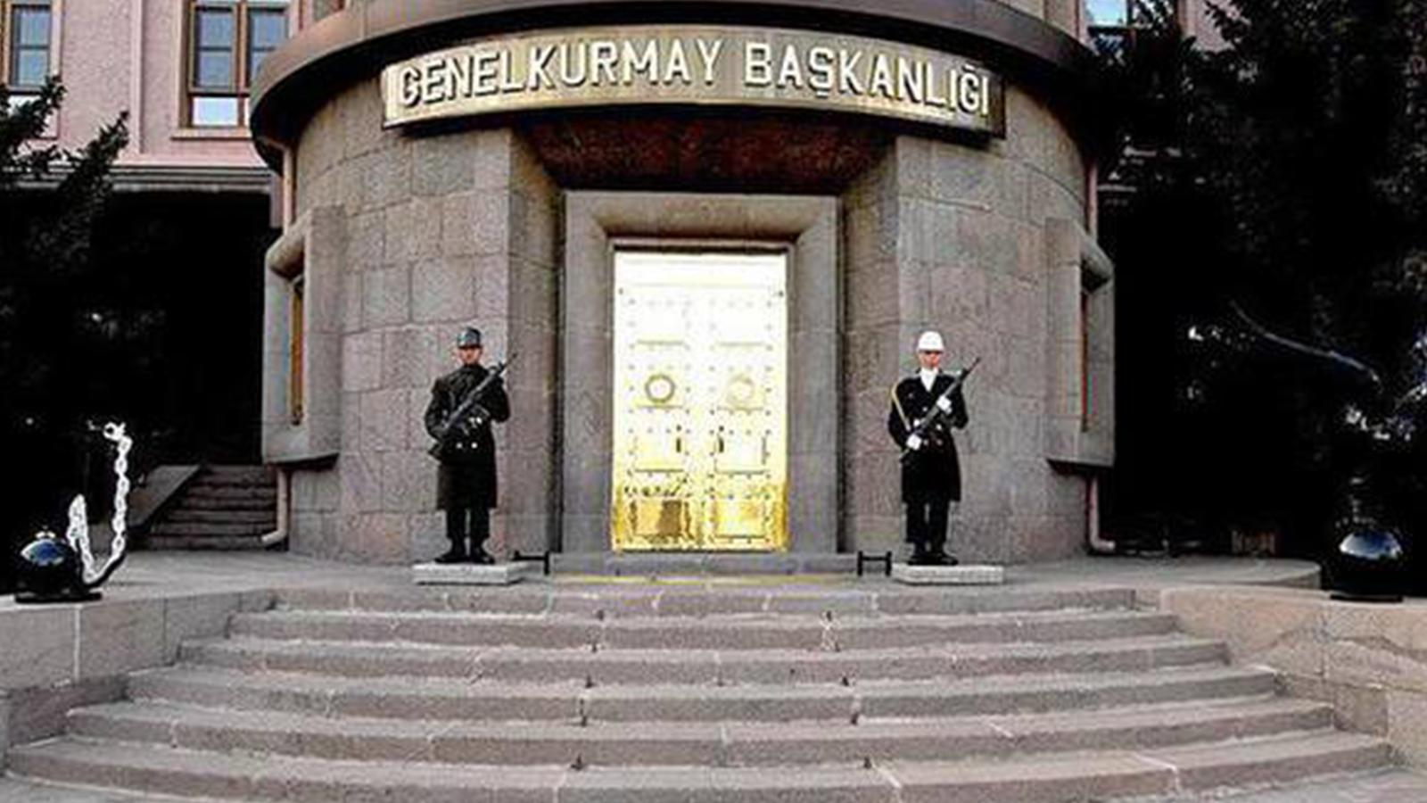 TSK'da üç general emekliye sevk edildi