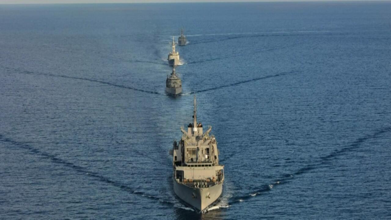 TSK ve ABD, Doğu Akdeniz'de ortak eğitim yapacak