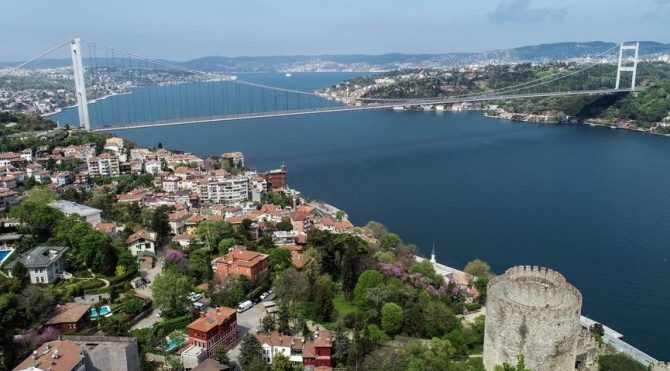 Tsunami raporu: İstanbul'da 17 ilçe tehlike altında