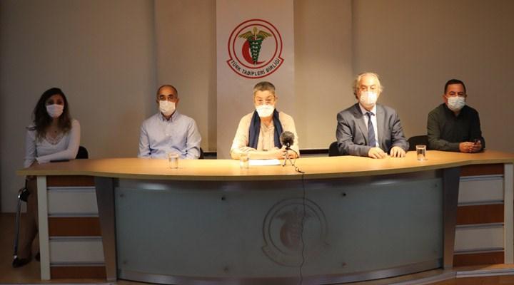 TTB: Kovid-19 meslek hastalığı kabul edilmeli