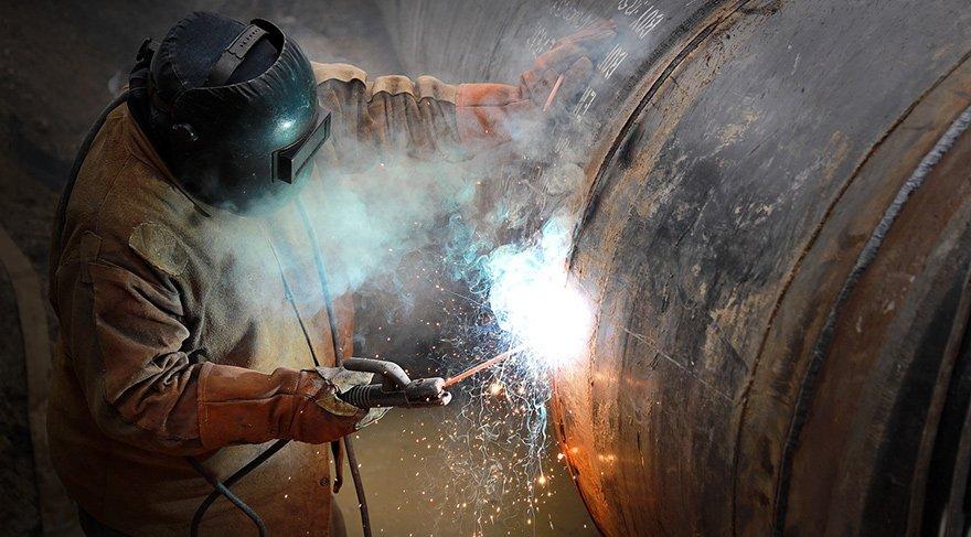 TÜİK verilerine göre sanayi üretim endeksi verileri açıklandı