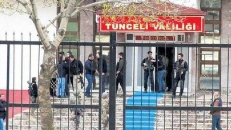 Tunceli'de eylem ve etkinlikler 15 gün yasaklandı