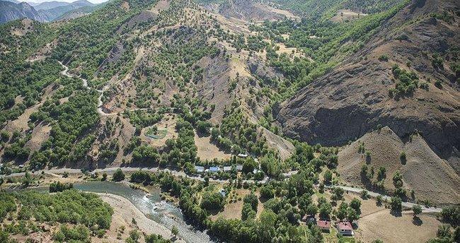 Tunceli'de ormanlık alanlara giriş çıkışlar yasaklandı