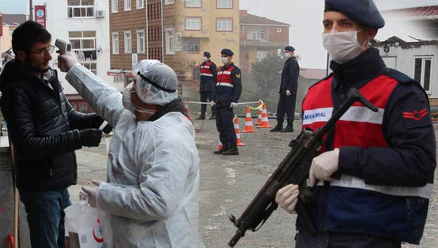 Tunceli'nin Mazgirt ilçesinde giriş çıkış yasaklandı
