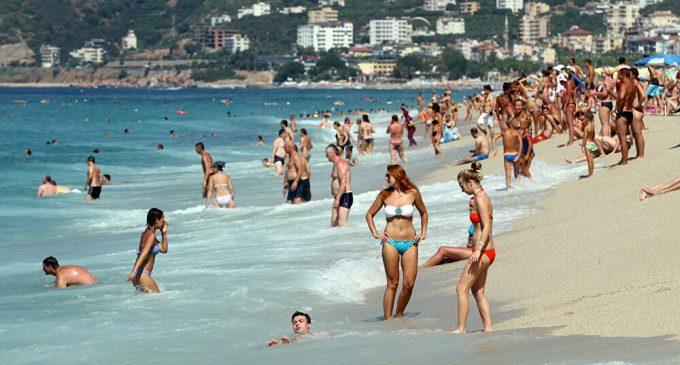 Turizm geliri 2020'de yüzde 65 azaldı