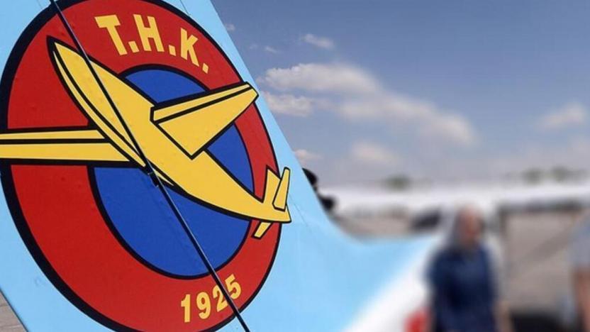 Türk Hava Kurumu'ndan hava aracıyla müdahale açıklaması