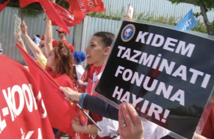 Türk-İş kıdemde son noktayı koydu: Genel greve gideriz