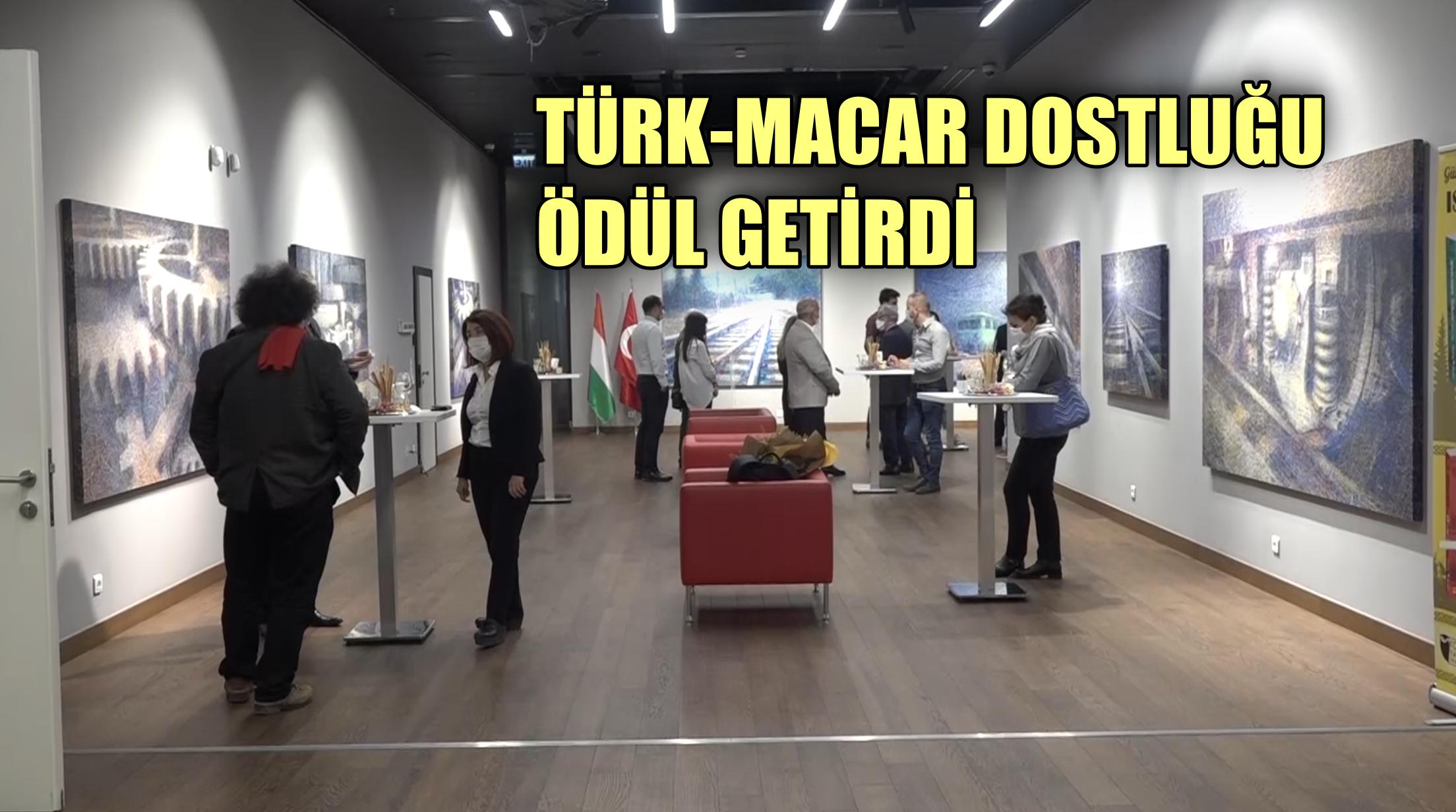 Türk-Macar dostluğu ödül getirdi