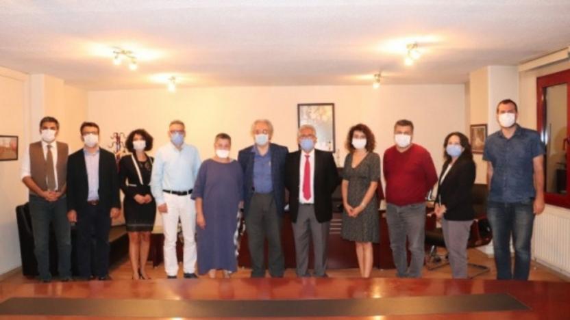 Türk Tabipleri Birliği'nde yeni görev dağılımı belli oldu