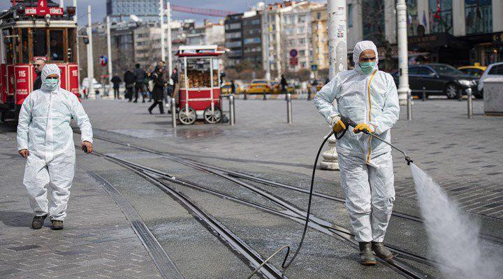 Türkiye'de 149 kişi daha Kovid-19'dan yaşamını yitirdi