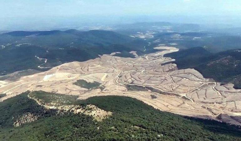 Türkiye'de 15 şehrin yüzde 62'si maden ruhsat alanı