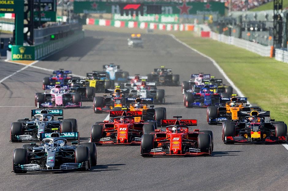 Türkiye'de düzenlenecek Formula 1 biletleri 15 dakikada tükendi