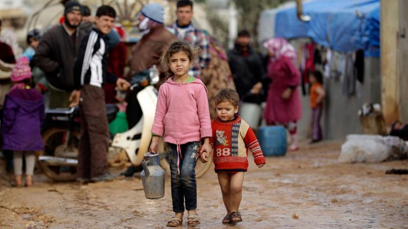Türkiye'de geçici koruma kapsamındaki Suriyelilerin sayısı açıklandı
