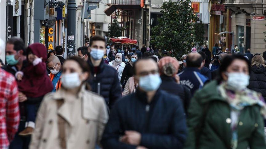 Türkiye'de koronavirüs: 134 can kaybı, 6 bin 933 yeni vaka