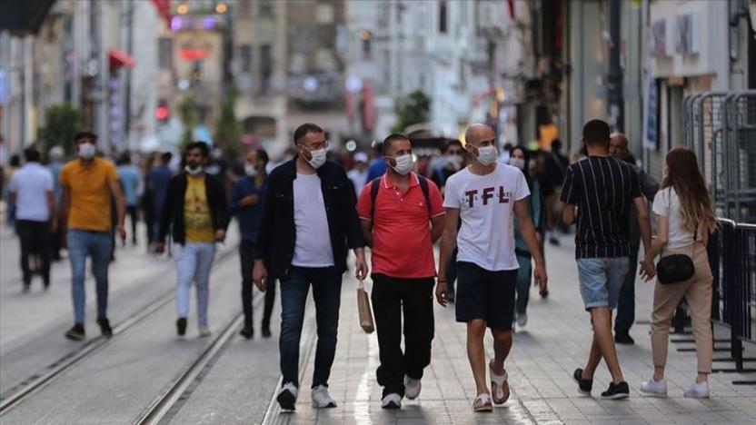 Türkiye'de koronavirüs: 69 ölüm, 22 bin 83 yeni vaka