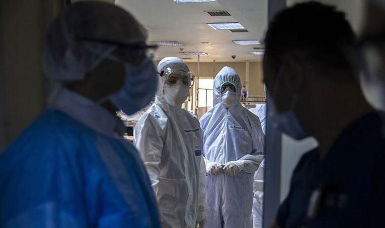 Türkiye'de koronavirüs kaynaklı can kaybı 45 bin 840'a ulaştı