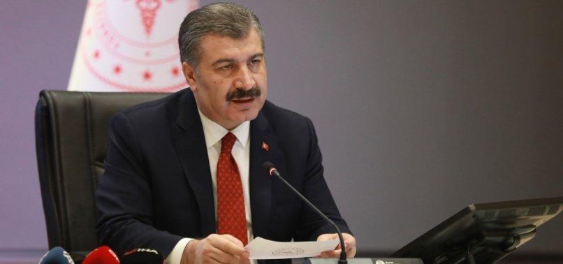 Türkiye'de koronavirüs nedeniyle hayatını kaybedenlerin sayısı 5 bin 784'e yükseldi