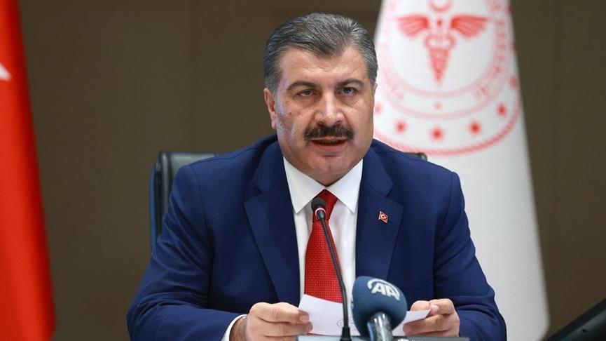 Türkiye'de koronavirüs nedeniyle hayatını kaybedenlerin sayısı 6 bin 58'e yükseldi