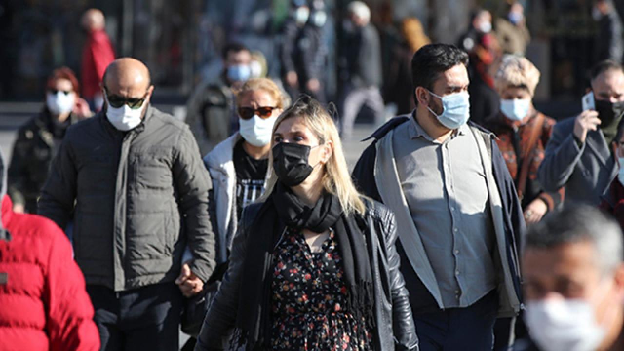 Türkiye'de koronavirüs: Son 24 saatte 117 can kaybı, 23 bin 731 yeni vaka