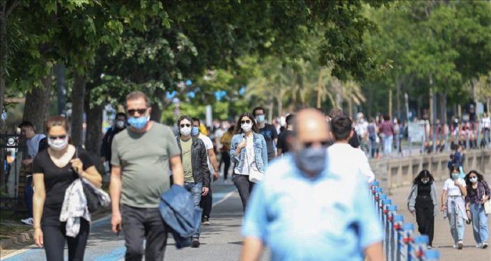 Türkiye'de koronavirüs: Son 24 saatte 6 bin 221 vaka, 71 can kaybı