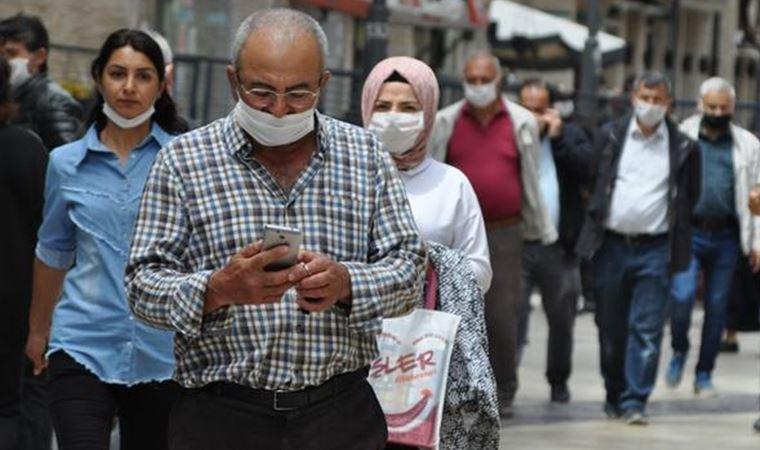 Türkiye'de koronavirüs tablosu: 69 can kaybı, 6 bin 261 yeni vaka
