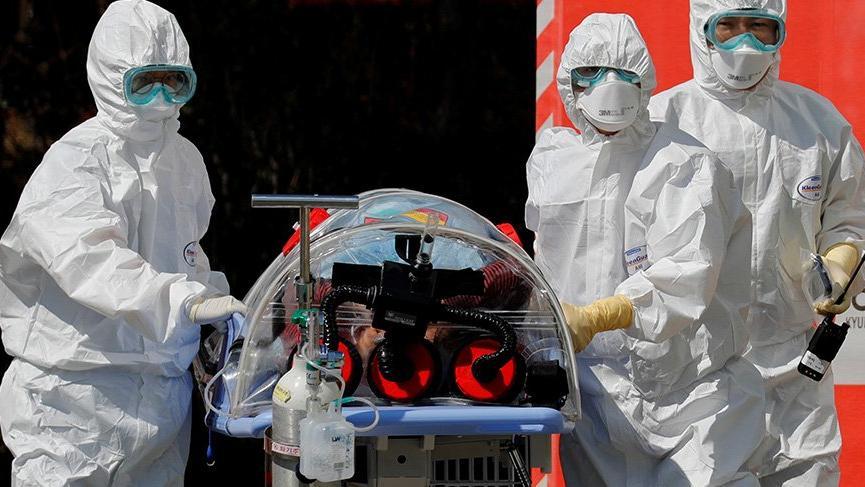 Türkiye'de koronavirüsten 159 kişi daha hayatını kaybetti, 6 bin 435 yeni vaka var