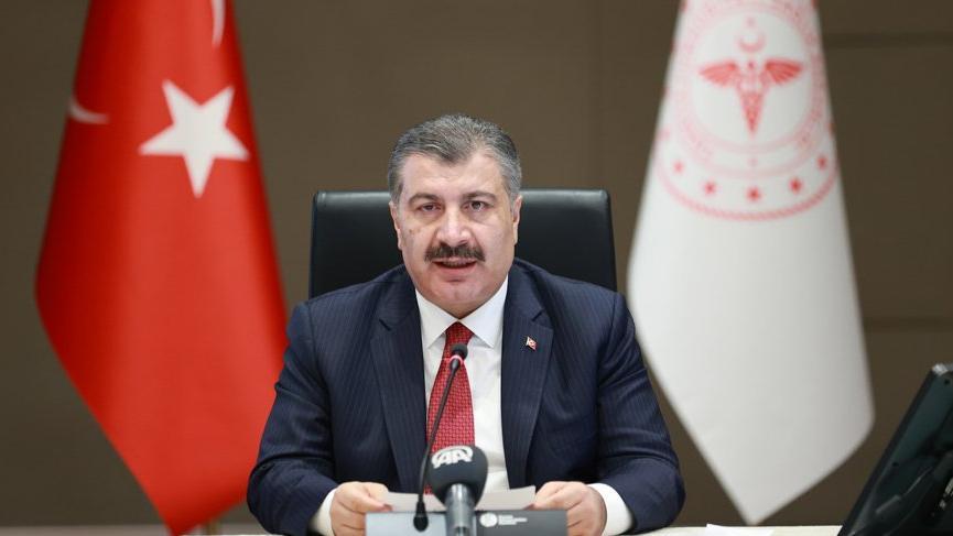 Türkiye'de koronavirüsten 120 kişi daha hayatını kaybetti