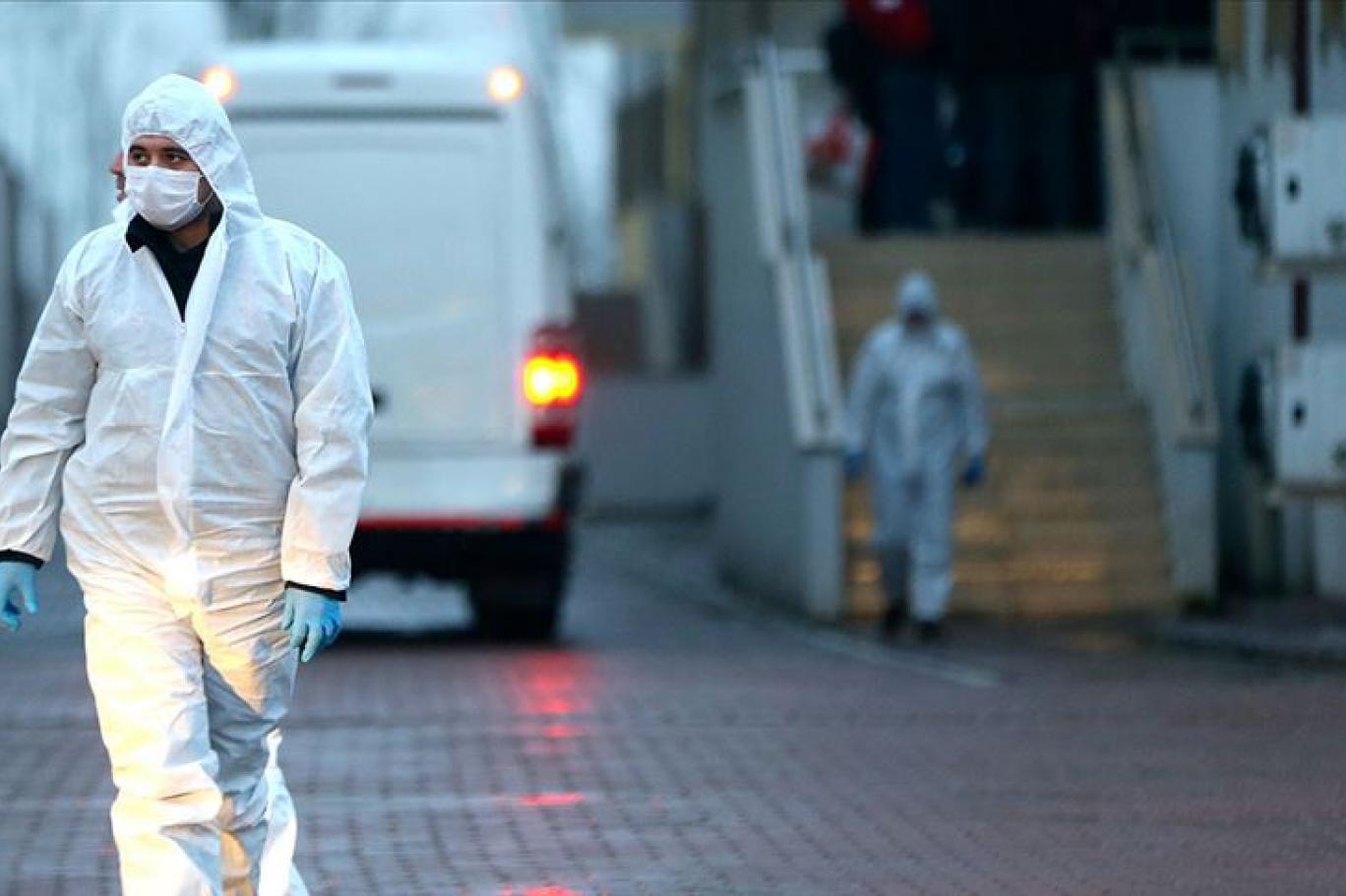 Türkiye'de koronavirüsten 165 kişi daha hayatını kaybetti