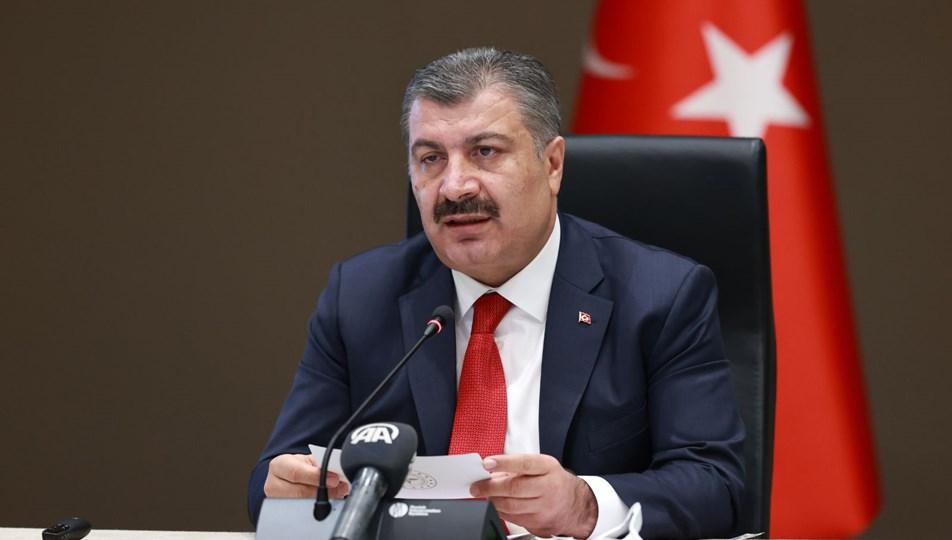 Türkiye'de koronavirüsten 254 kişi daha hayatını kaybetti