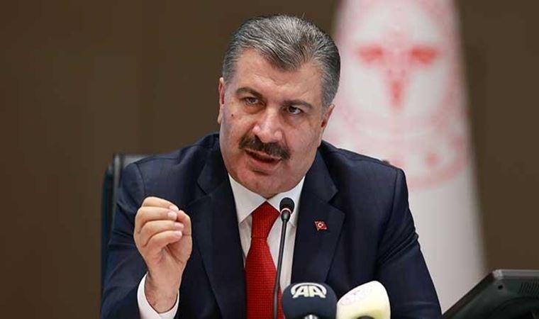 Türkiye'de koronavirüsten 66 kişi daha hayatını kaybetti