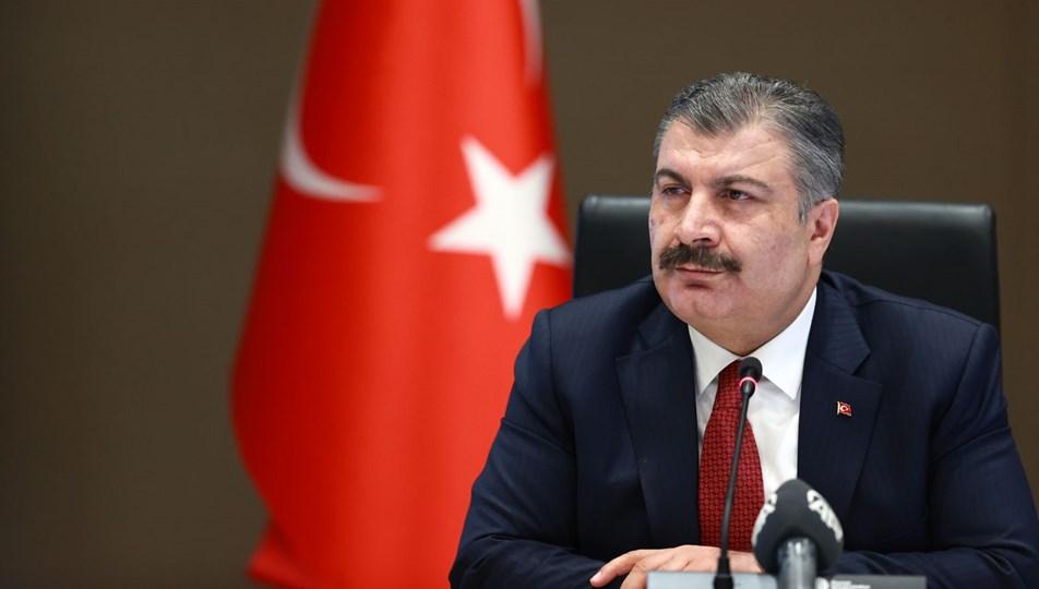Türkiye'de koronavirüsten 68 kişi daha hayatını kaybetti: 11 bin 322 yeni vaka var