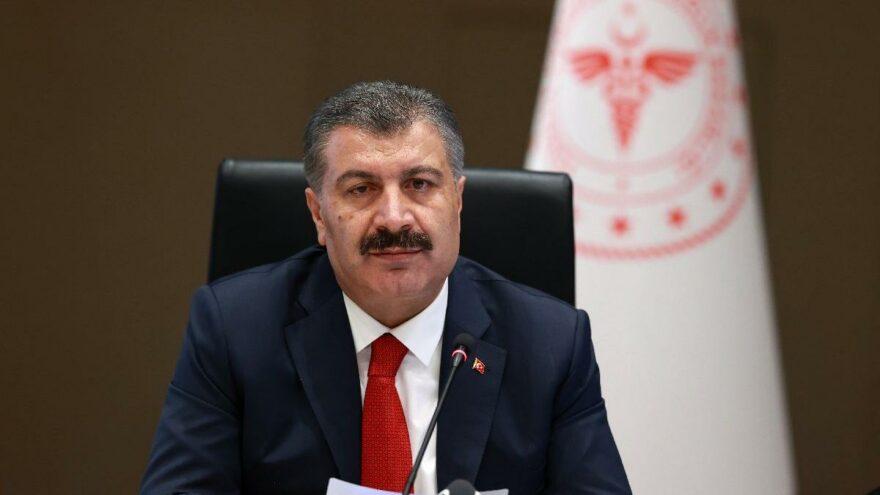 Türkiye'de koronavirüsten 73 kişi daha hayatını kaybetti