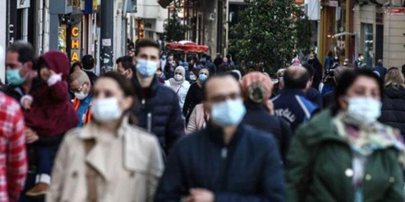 Türkiye'de koronavirüsten 86 kişi daha hayatını kaybetti, 7 bin 325 yeni vaka var