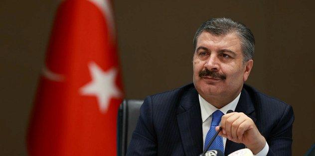 Türkiye'de koronavirüsten 89 kişi daha hayatını kaybetti