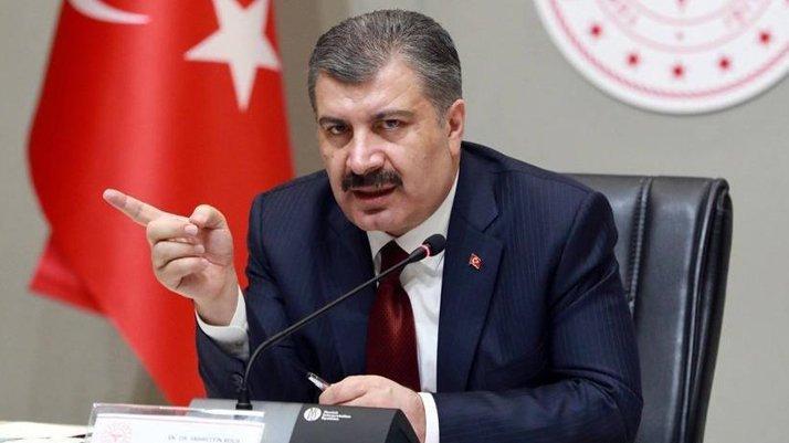 Türkiye'de koronavirüsten ölenlerin sayısı 5 bin 996'ya yükseldi