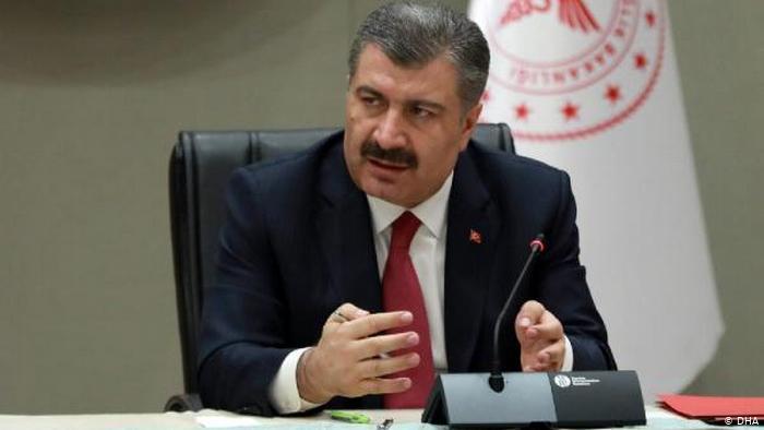 Türkiye'de koronavirüsten ölenlerin sayısı 8 bin 441'e yükseldi