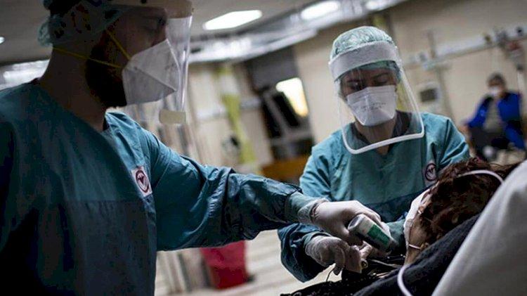 Türkiye'de koronavirüsten son 24 saat 58 kişi hayatını kaybetti, 1615 yeni hasta