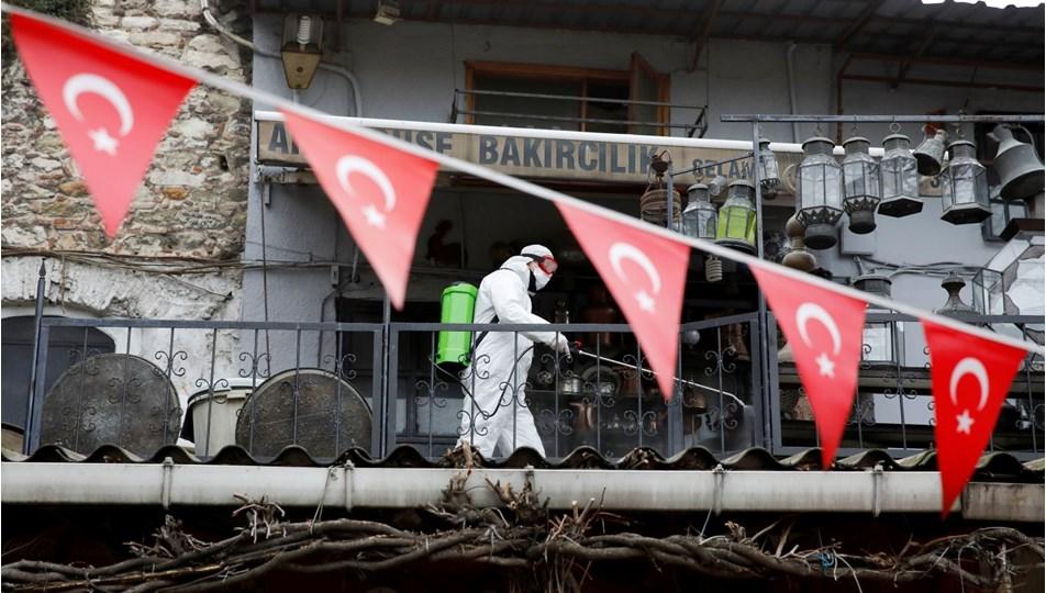 Türkiye'de koronavirüsten yaşamını yitirenlerin sayısı 5 bin 508'e yükseldi