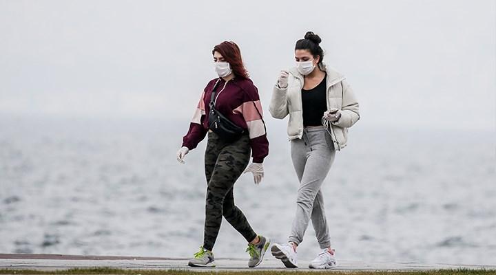 Türkiye'de son 24 saatte 1442 koronavirüs hastası tespit edildi