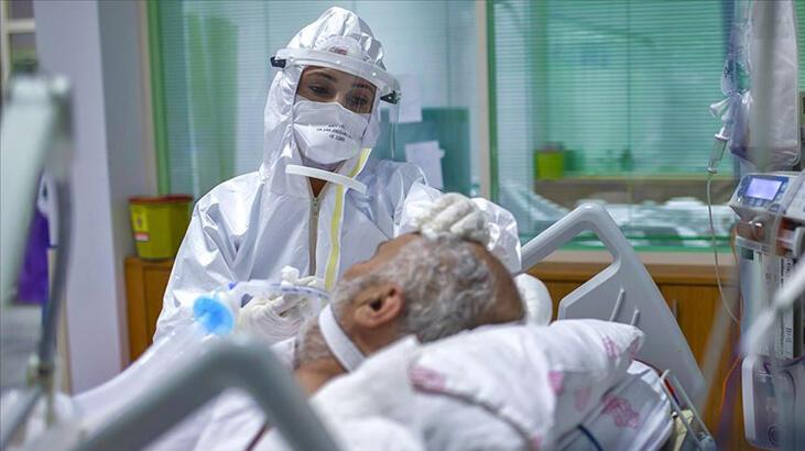Türkiye'de son 24 saatte 17 kişi koronavirüsten yaşamını yitirdi