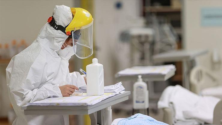 Türkiye'de son 24 saatte 204 kişi koronavirüs nedeniyle yaşamını yitirdi