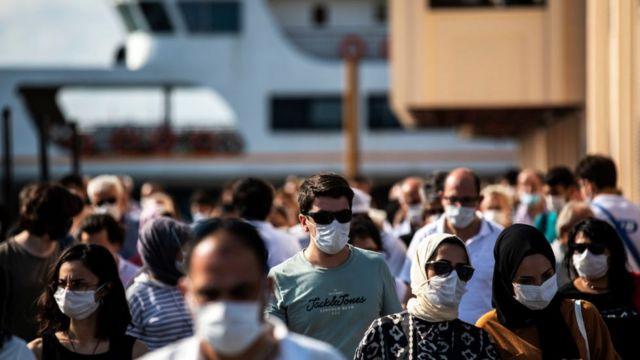 Türkiye'de son 24 saatte 39 bin 302 koronavirüs vakası tespit edildi