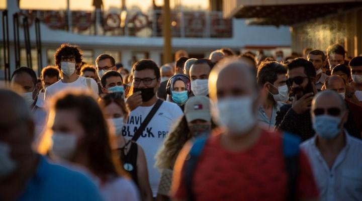 Türkiye'de son 24 saatte 6 bin 289 koronavirüs vakası tespit edildi, 153 kişi daha hayatını kaybetti